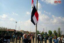 ارتش سوریه «مروارید خاورمیانه» را آزاد کرد+تصاویر