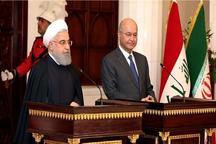 سفر رئیس جمهور به عراق، خنثی کننده توطئه های آمریکا است