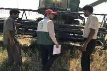 طرح بسیج همگام با کشاورز برداشت محصول را افزایش داد