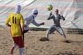 پرونده لیگ برتر فوتبال ساحلی بانوان با قهرمانی شهرداری بندرعباس بسته شد