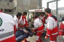 هلال احمر ایلام به 370 زائر حادثه دیده امدادرسانی کرد