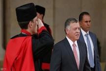 دیدار ملک عبدالله دوم، پادشاه اردن با ترامپ