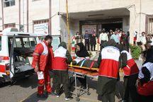 اجرای رزمایش امداد و نجات در آستارا
