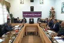 تابش: استان یزد می تواند نماد تحقق شعار اقتصاد مقاومتی، تولید و اشتغال شود