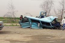 جان مردم ورامین در ناوگان فرسوده اتوبوسرانی در معرض خطر است