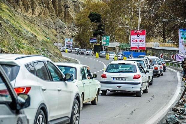ترددهای جاده ای البرز از مرز 21 میلیون گذشت