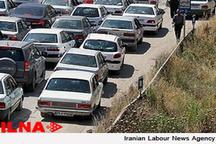 اعمال محدودیت ترافیکی ۴ روزه در جادههای مازندران