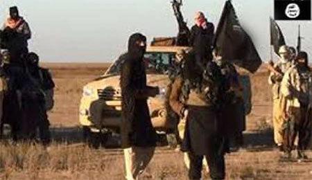فرار سرکردگان داعش از الرقه سوریه