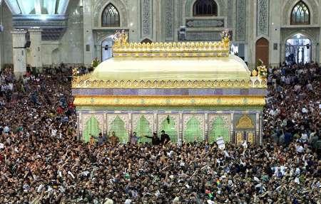 آیین بیست و هفتمین سالگرد بزرگداشت امام خمینی(س) آغاز شد