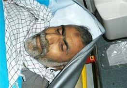 اولین تصویر از پیکر سردار شهید تقوی که در سامرا به شهادت رسید