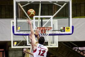 پیروزی بسکتبالیست های ایران برابر ایتالیا