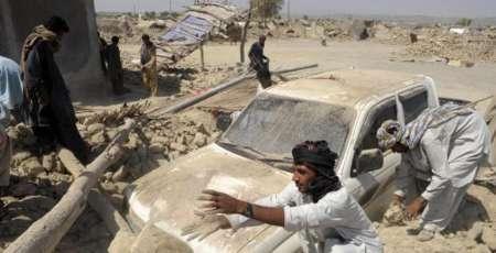 صدها کشته و هزاران مجروح و بی خانمان در زلزله پاکستان