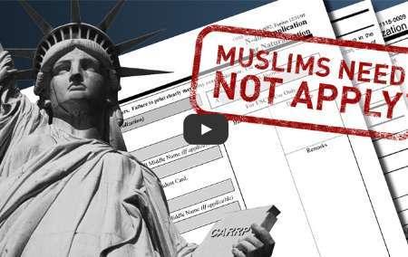 کارپ؛ قانونی در آمریکا برای محروم کردن مسلمانان از حق شهروندی