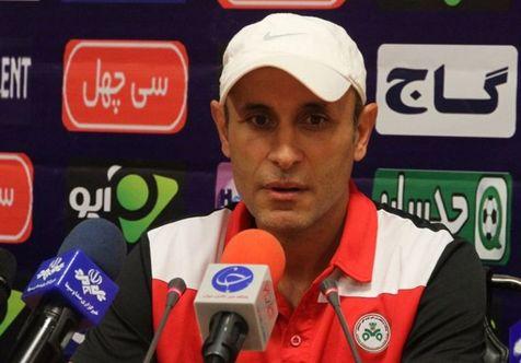 گلمحمدی: اتفاقات بازی با تراکتورسازی توطئه بود