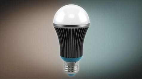 لامپ حبابی که نور سفارشی میدهد!