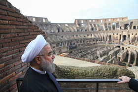 آیا ایتالیا قصد تحقیر ایران و روحانی را داشت؟