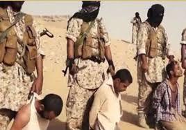 داعش 6 عراقی را داخل لاستیک خودرو سوزاند