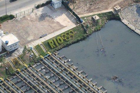 وضعیت اسفناک سواحل و آبهای آزاد برزیل+عکس