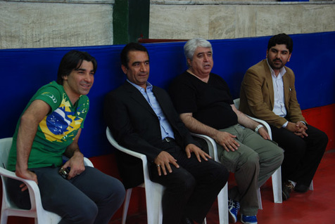 مصاف شمس و شمسایی در هفته بیست و پنجم لیگ فوتسال