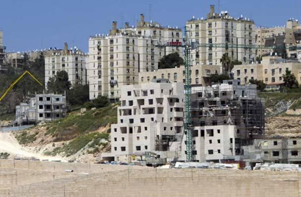 عکس روز/  خانه هایی که ویران می شود؛ یهودی سازی کرانه باختری