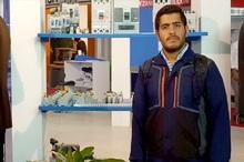 دانشجوی تبریزی مقام اول مسابقات اختراعات کرواسی را کسب کرد