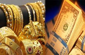 قیمت ها در بازار طلا و ارز دوباره صعودی شد/جدول