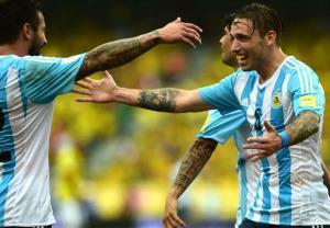 پیروزی امیدبخش آرژانتین در خانه کلمبیا