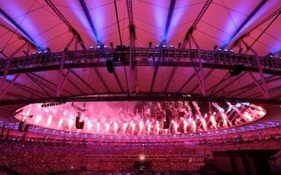 اختتامیه بازی های پارالمپیک تحت تاثیر درگذشت گلبارنژاد +عکس