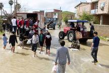 جامعه ورزش زنجان به یاری هموطنان سیل زده می شتابد