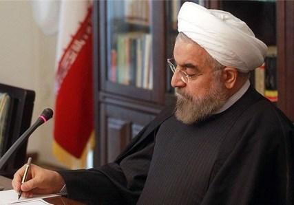 روحانی به سید محمد خاتمی و سید حسن خمینی تسلیت گفت