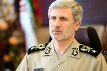 وزیر دفاع: در خزانهداری آمریکا ۵۰۰ نفر فقط برای مانعتراشی در اقتصاد ایران در تلاش هستند