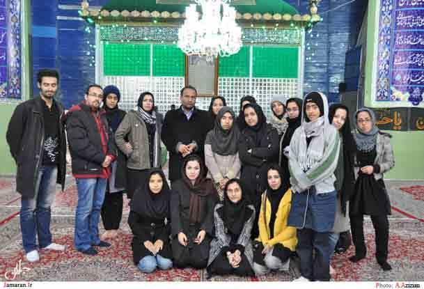 تجدید میثاق جمعی از جوانان و دانشجویان بجنوردی با آرمانهای امام راحل