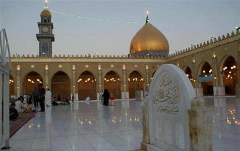 «نجف اشرف»؛ از مسجد کوفه تا حرم شریف+ تصاویر