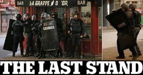 پایان عملیات پلیس در شمال پاریس