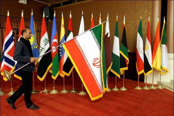 ریاست مجدد ایران بر اوپک گازی