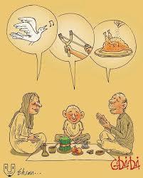 کاریکاتور/ آرزوهای متفاوت نوروزی!