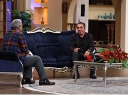 مینو غزنوی و سیامک انصاری مهمانان ویژه امشب «دورهمی»