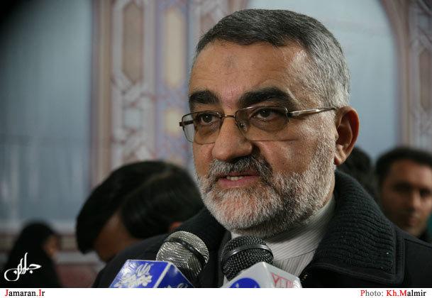 دکتر علاالدین بروجردی: صفات حسنه و خلق یک مومن در ایشان کاملاً مشهود بود