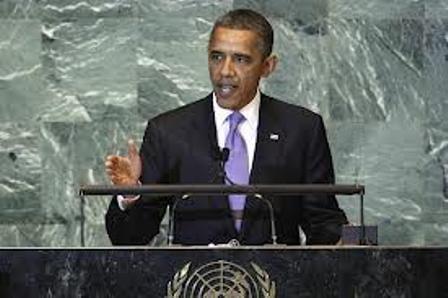 اوباما: دولت ایران می تواند برنامه هسته ای صلح آمیز خود را ادامه دهد