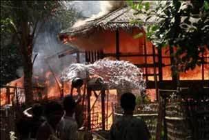نسل کشی در برمه
