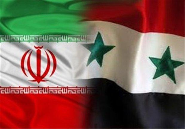 ایران و سوریه توسعه بیشتر همکاری های اقتصادی را بررسی کردند