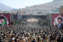عزاداری ظهر عاشورا در خرم آباد