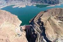 206 میلیون متر مکعب آب به ذخیره سد جیرفت افزوده شد