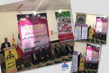 اجرایی و بهره برداری از15 طرح گاز رسانی درتنگستان بوشهر