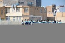 تیم فوتبال 90 ارومیه برای بقا در جام آزادگان تلاش می کند