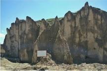 سیلاب دژ باستانی «گوراب» را تهدید می کند