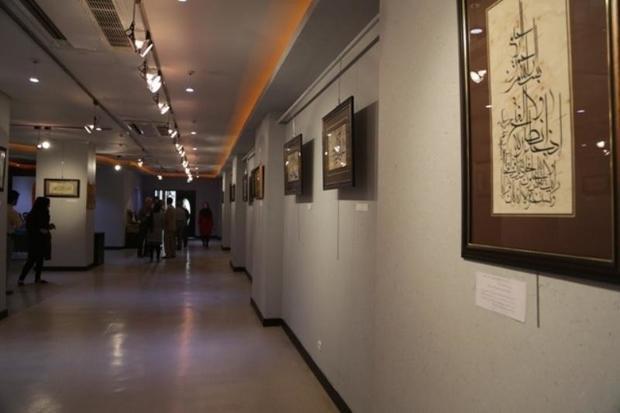 نمایشگاه خوشنویسی 'آن قلم' در سنندج دایر شد
