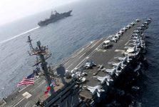 کاهش حضور نظامی آمریکا در خلیج فارس/ خروج همه ناوهای آمریکایی از منطقه