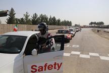 برترین های مسابقات اتومبیل رانی سرعت اصفهان مشخص شدند