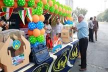 بوشهری ها 20 میلیارد ریال به جشن عاطفه ها کمک کردند